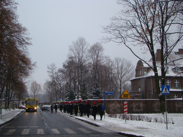 Barburka. St.Barbara Day. Nikiszowiec. Katowice